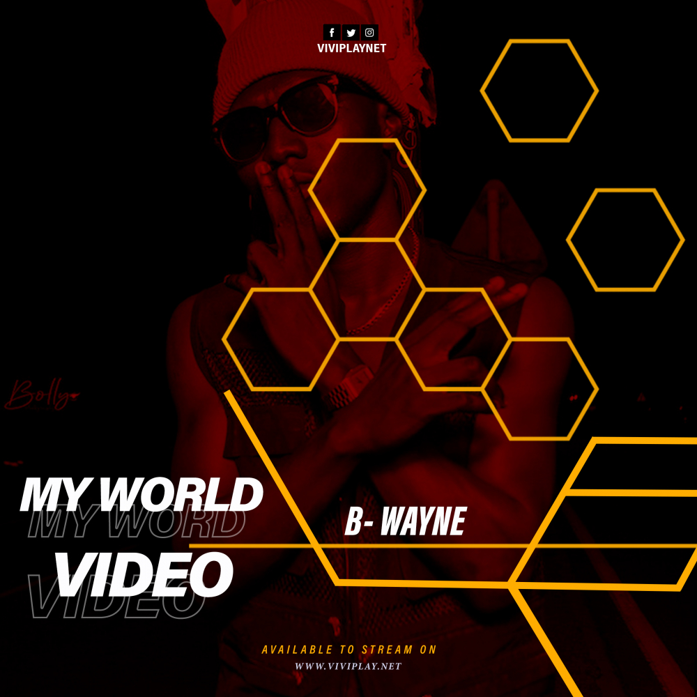 B-Wayne - My World (Official Music Video) Joe Gameli (TMP Studios)B-Wayne - My World (Official Music Video) Joe Gameli (TMP Studios)
