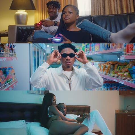 T-Classic - Where You Dey ft. Peruzzi, Mayorkun (Official Video)