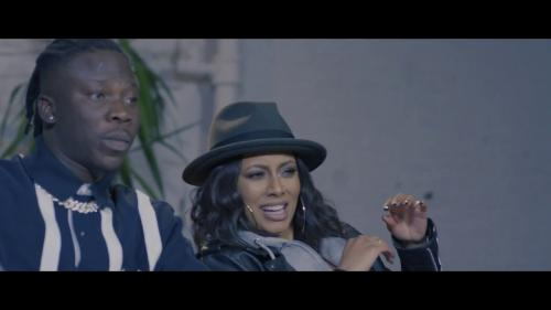 Stonebwoy - Nominate feat. Keri Hilson (Official Video)