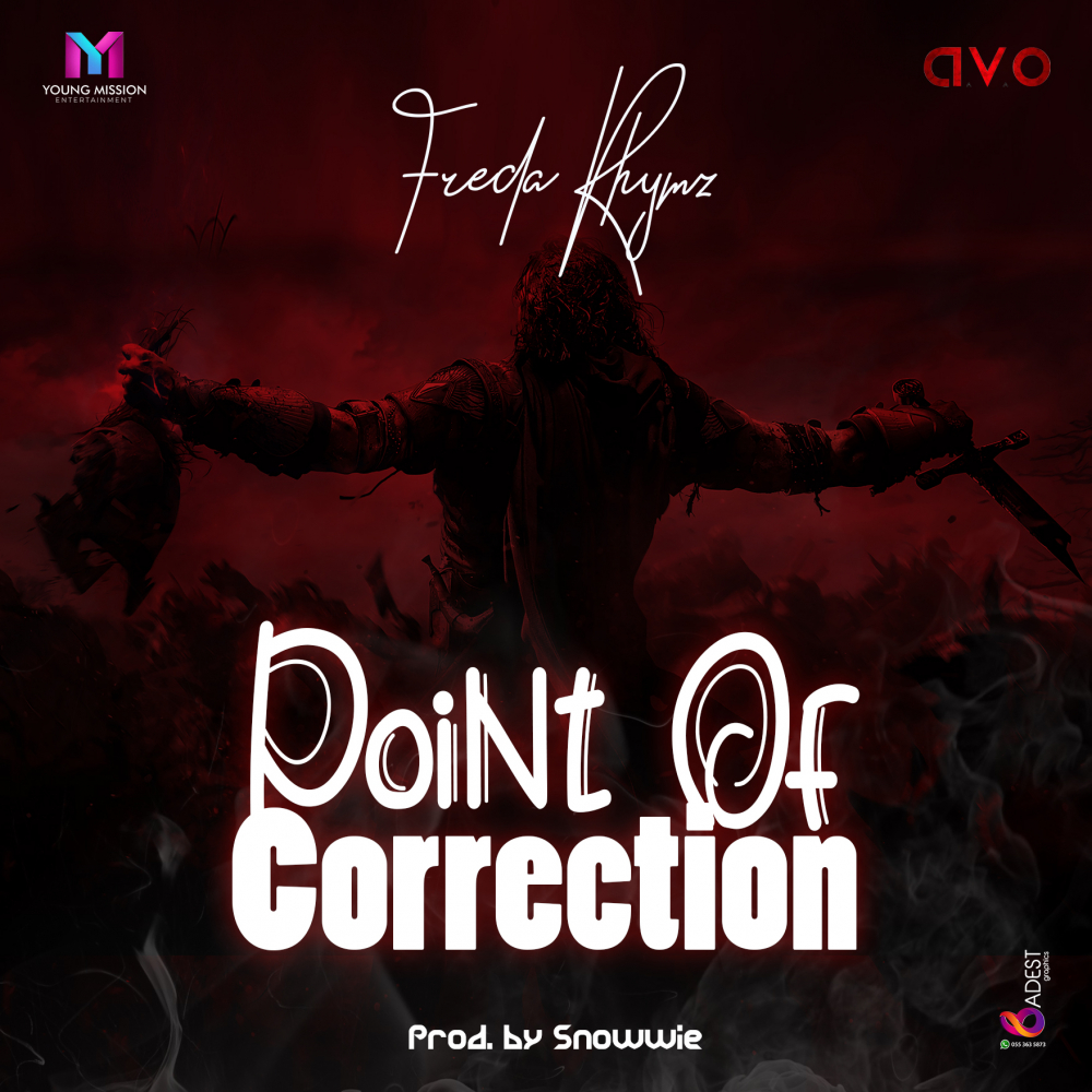 Freda Rhymz - Point Of Correction (Official Video)