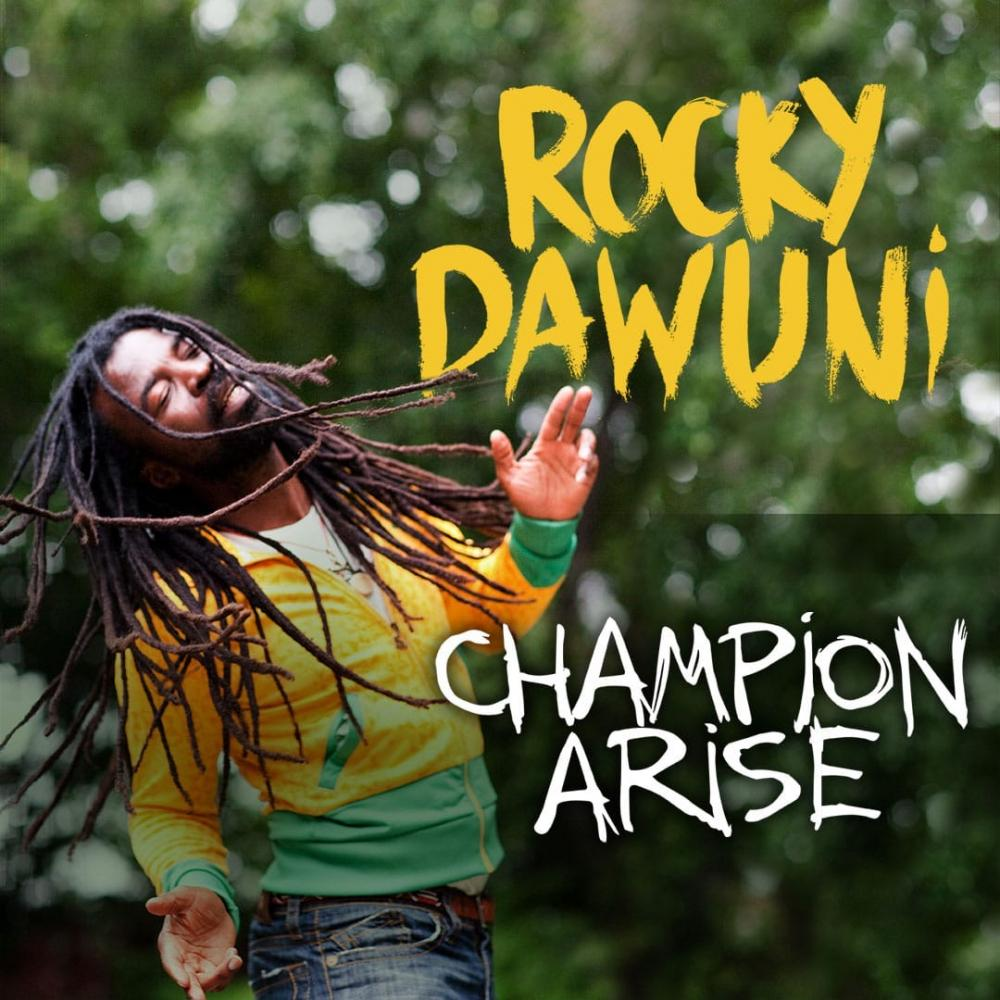 Rocky Dawuni - Champion Arise (Official Video)