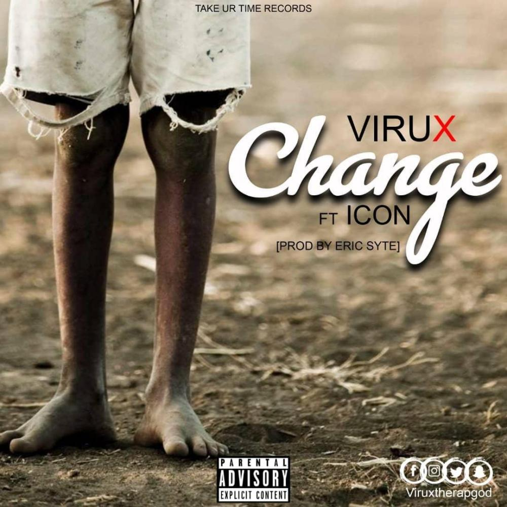 Virux ft. Icon - Change (Official Video)