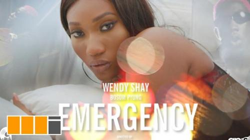 Wendy Shay - Emergency feat. Bosom P Yung (Official Video)