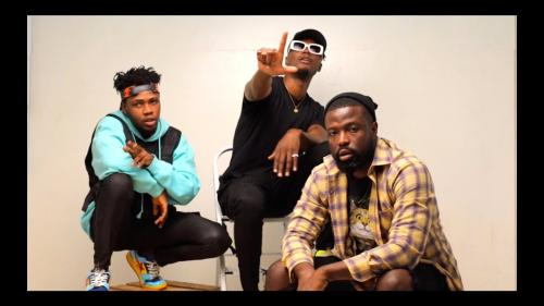 E.L - Change My Story ft. Kwame Dame, Dr. Laylow x Tradey (Official Video)