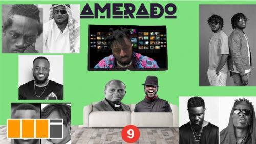 Amerado - Yeete Nsem Episode 9 (Official Video)