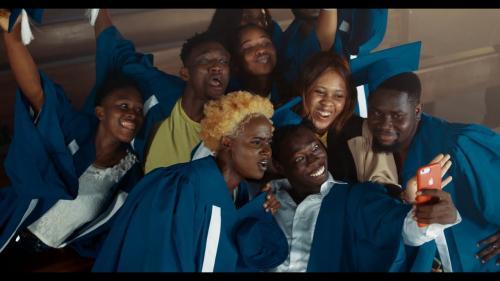 Dopenation ft Kofi Kinaata - Thank God (Official Video)