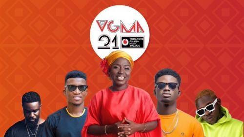 VGMA 21: Check Out The Second List Of Winners