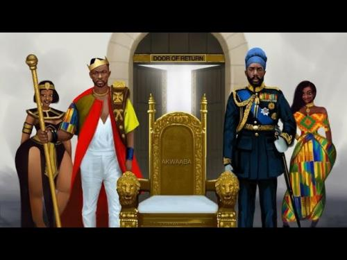 Okyeame Kwame - Come Home (ft. Sizzla Kalonji) (Official Video)