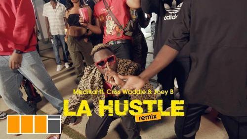 Medikal - La Hustle remix ft. Criss Waddle & Joey B (Official Video)