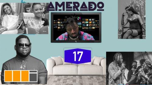 Amerado - Yeete Nsem (Episode 17) featuring Clemento Suarez and Teacher Kwadwo
