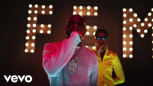 Davido - Fem (Official Video)