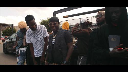 Flowking Stone - Oseikrom Geng ft Phaize Gh & Obey Tunez (Official Video)