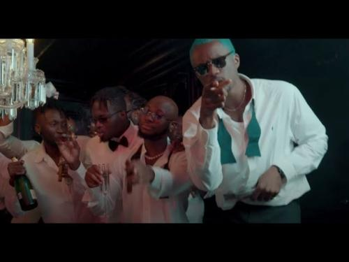 Joey B ft. Sarkodie - Cold (Official Video)