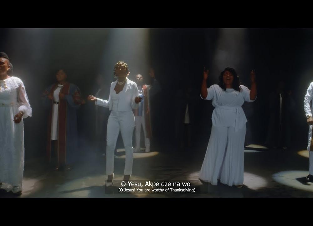 Celestine Donkor - Thank You, Yedawase ft Efya, Akwaboah, Maa Cynthia (Official Video)