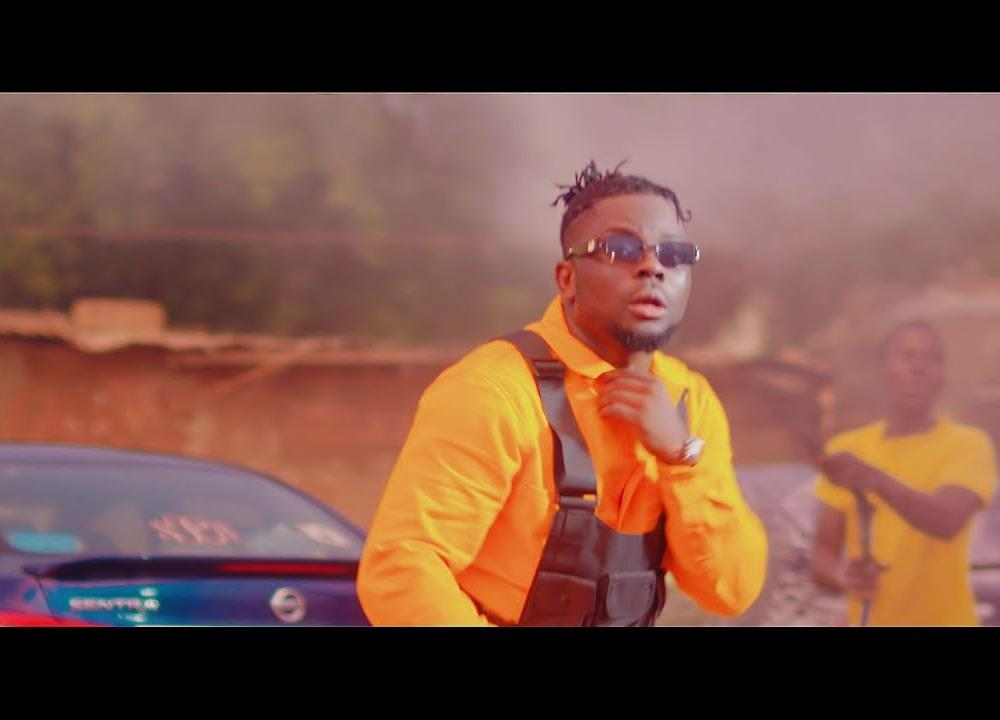 Agbeshie - No Worries (Official Video)