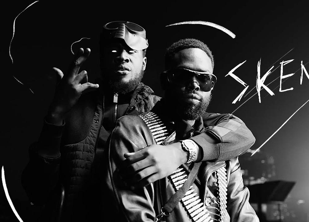 Ghetts feat Stormzy & Ghetto — Skengman (Official Video)