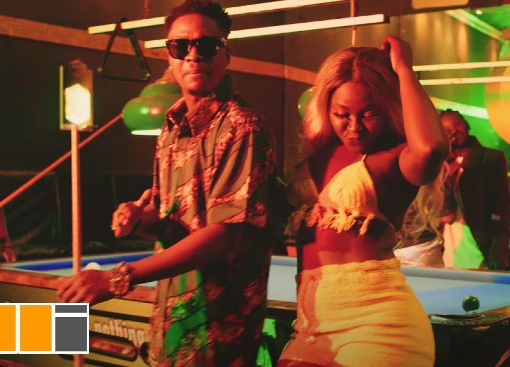 Krymi - Party Gbee ft. Kofi Mole & King Maaga (Official Video)