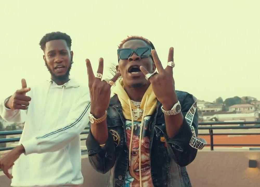 Shatta Wale - Azaa ft. Ypee Baakop3 (Official Video)