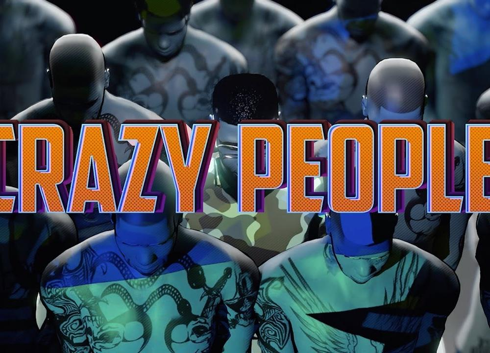 Darkovibes - Crazy People (Official Video)