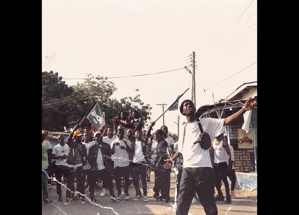 Black Sherif - Ade Akye (Official Video)