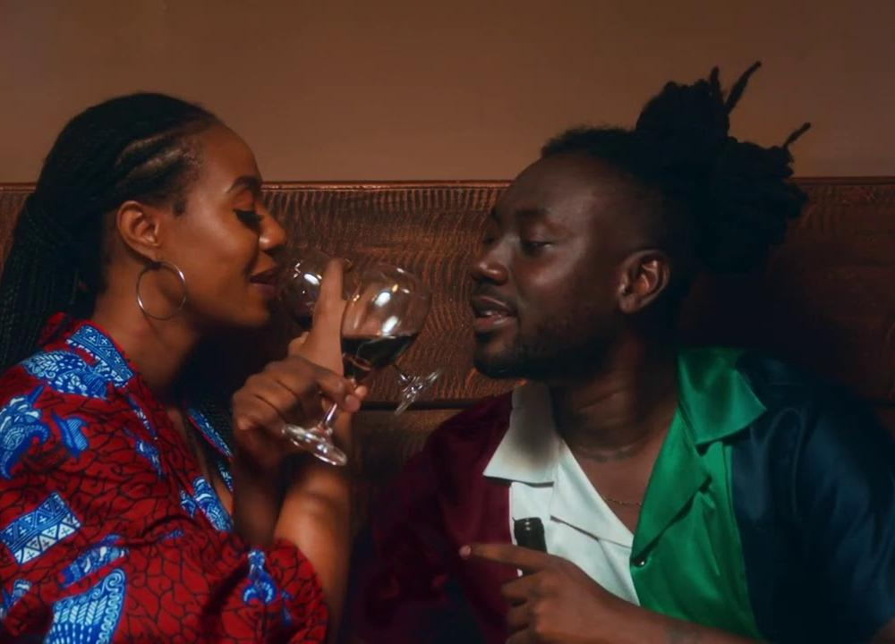 Pappy Kojo - My Heart ft. Kuami Eugene (Official Video)