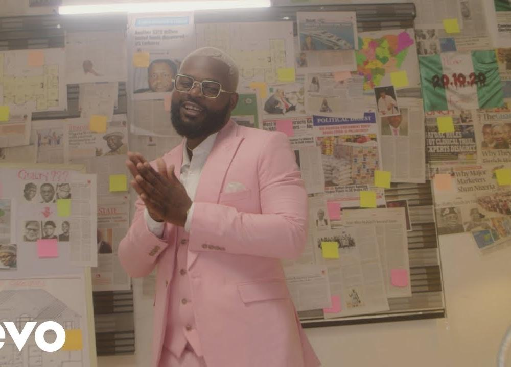 Falz - Squander ft. Niniola (Official Video)
