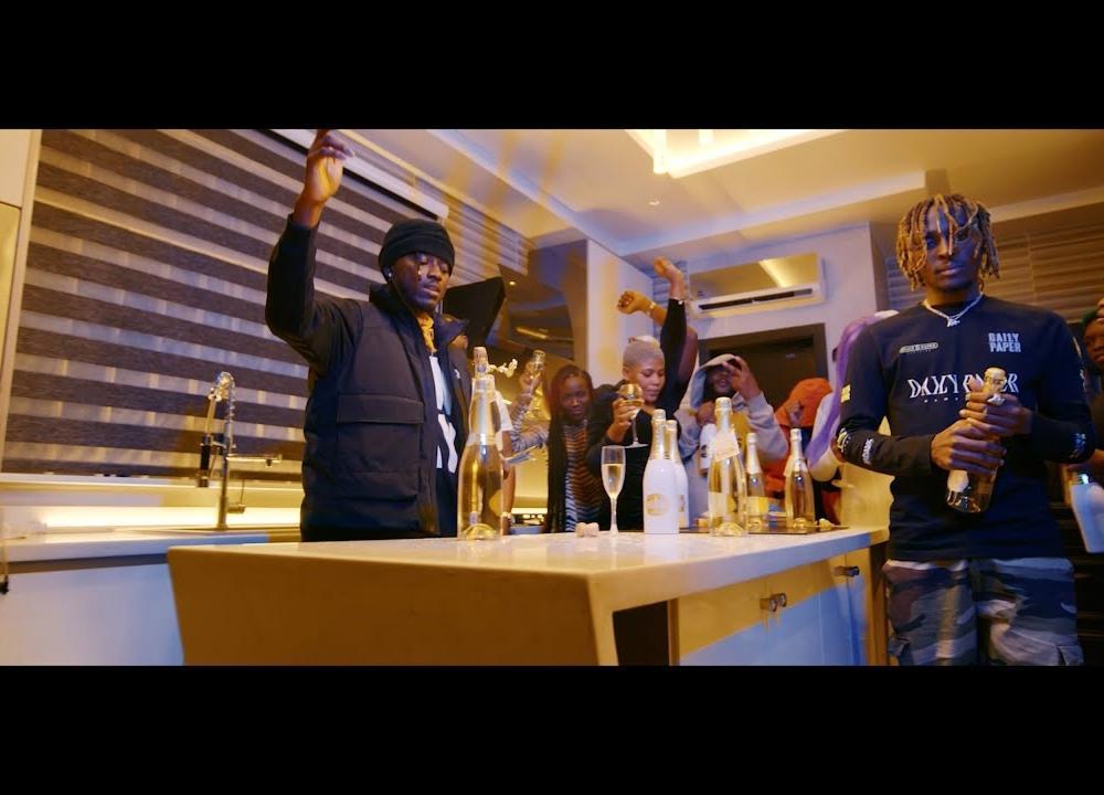 Kwesi Slay - Eye Clear ft. Kofi Mole (Official Video)