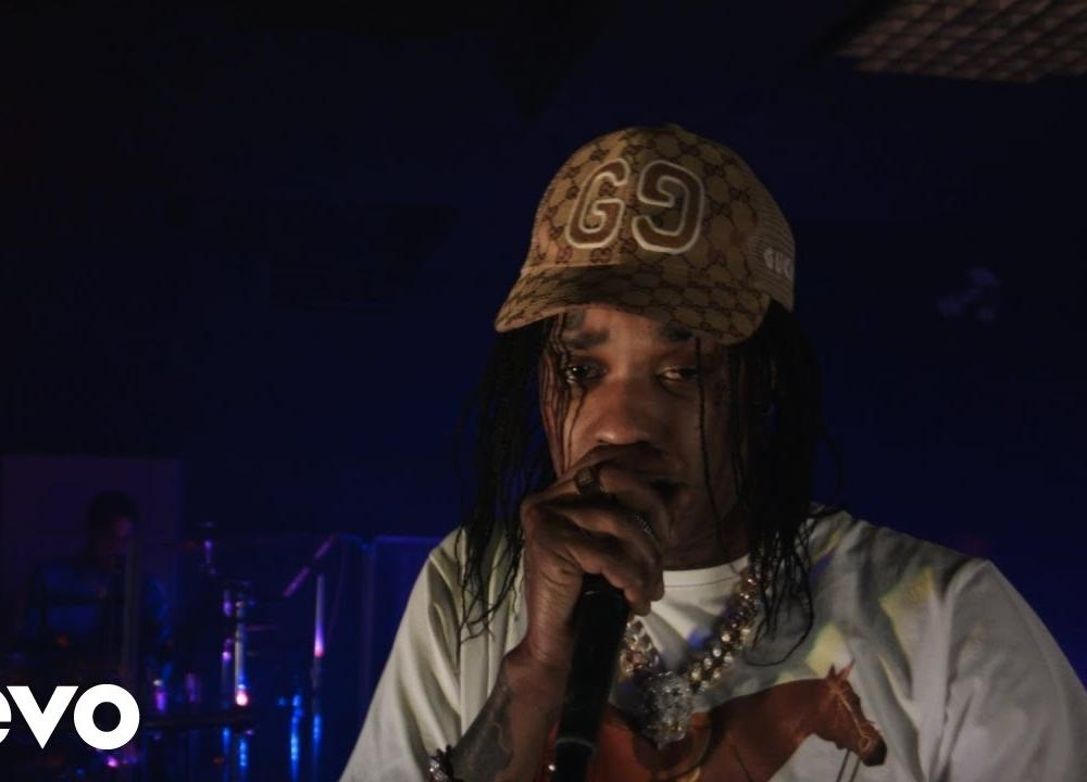 Tommy Lee Sparta - Holding On (Official Video)