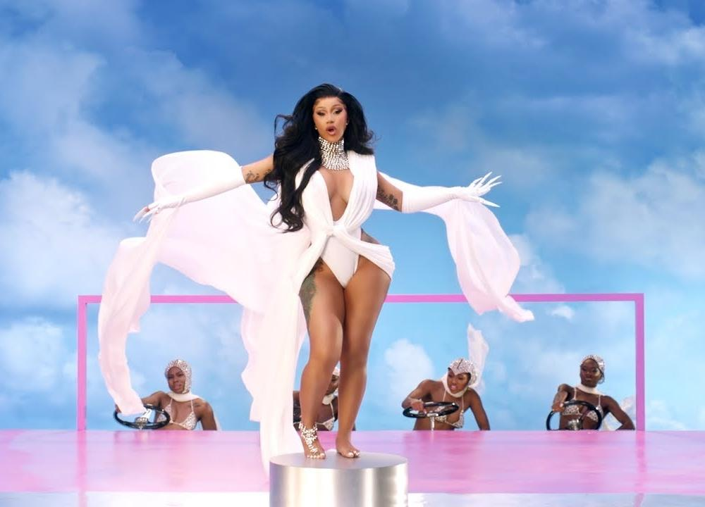 Cardi B - Up (Official Video)