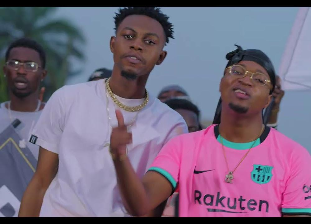 Kweku Flick & Ko-Jo Cue - Adwuma N'asi (Official Video)