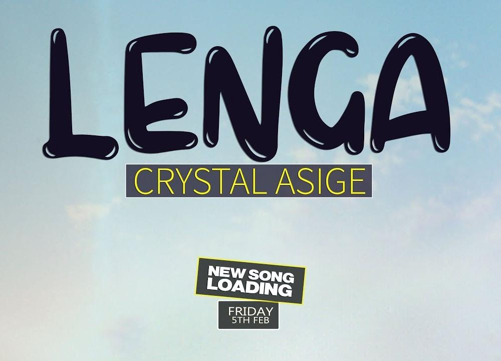 Crystal Asige - Lenga (Official Video)