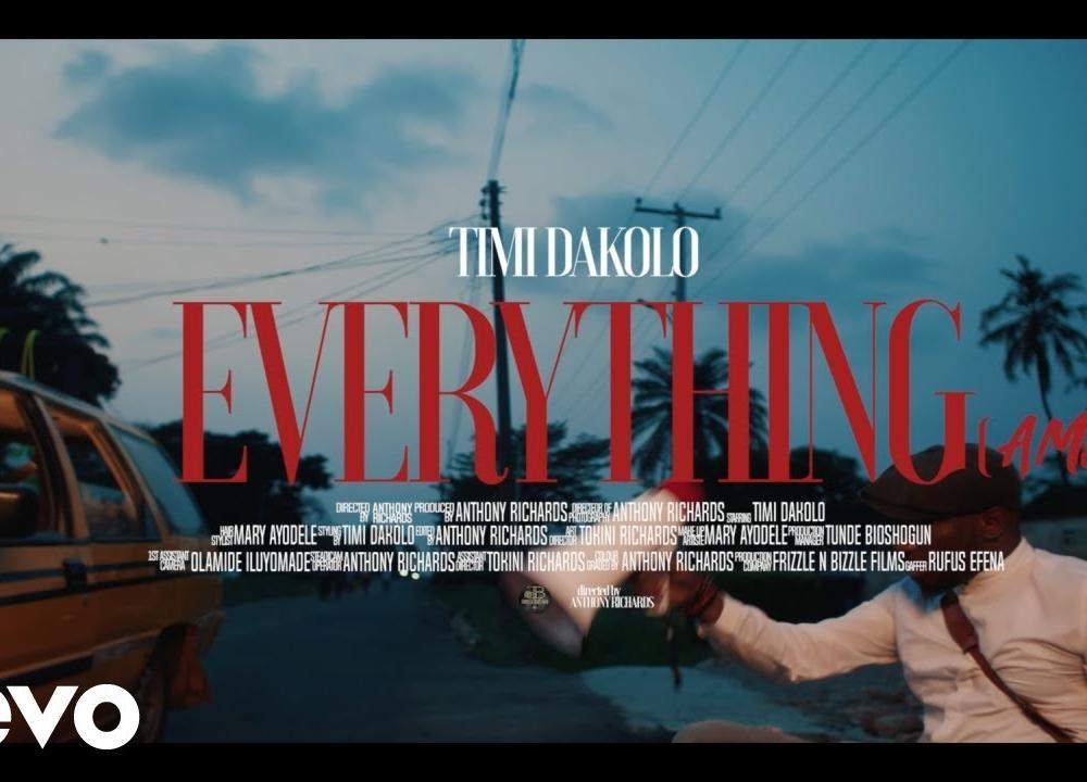 Timi Dakolo - Everything (Amen) (Official Video)