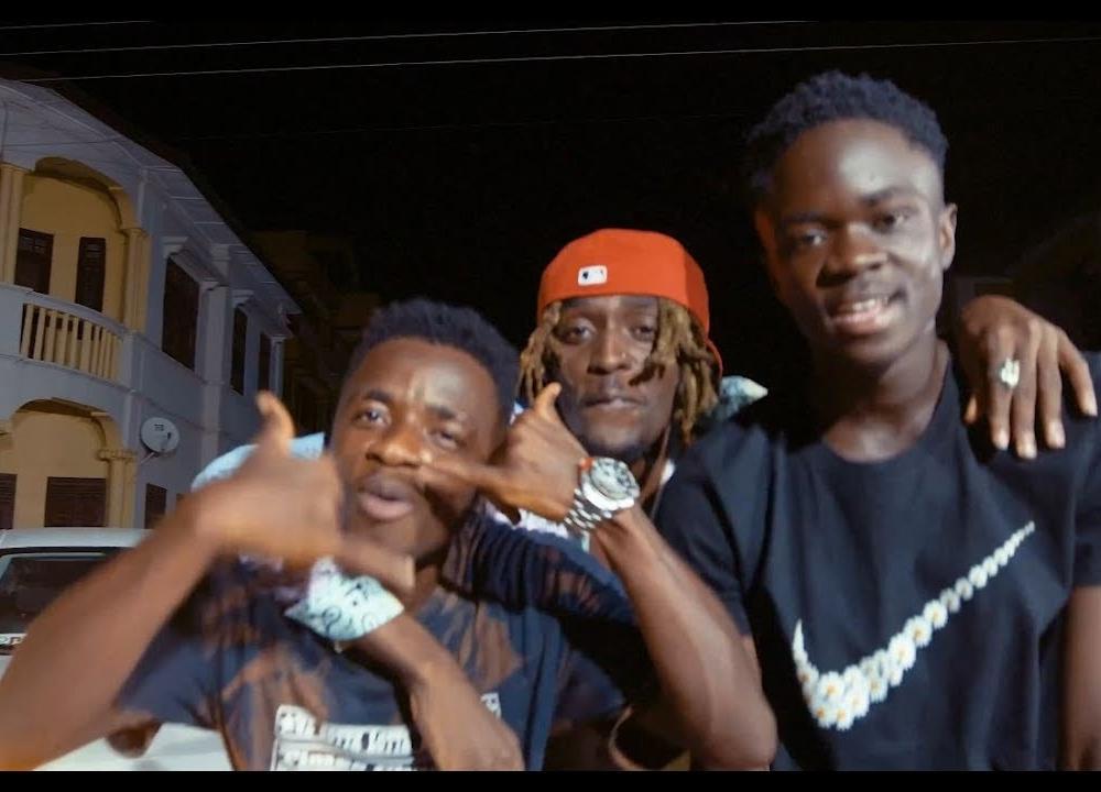 Click Huus Feat. Kofi Mole & Yaw Tog - Ma Sparki (Official Video)