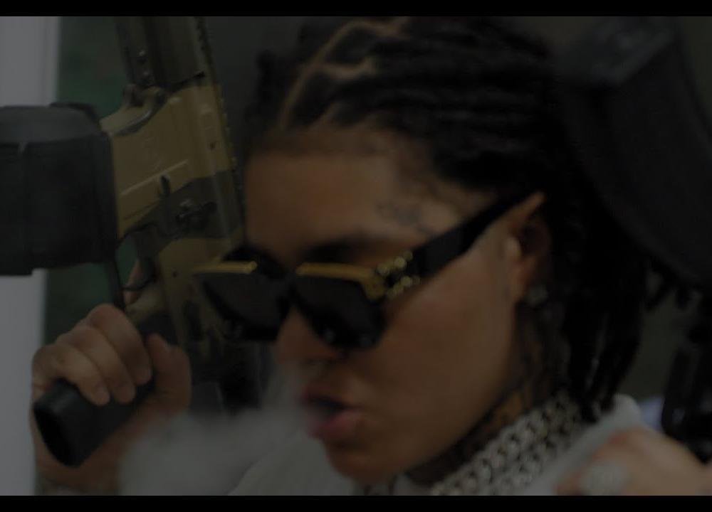 Young M.A - Beatbox Freestyle (Official Video)