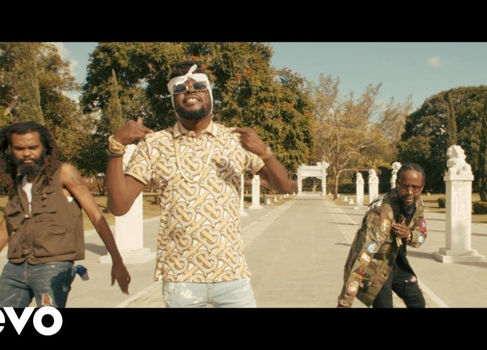 Beenie Man - Fun In The Sun ft. Popcaan, Dre Island (Official Video)