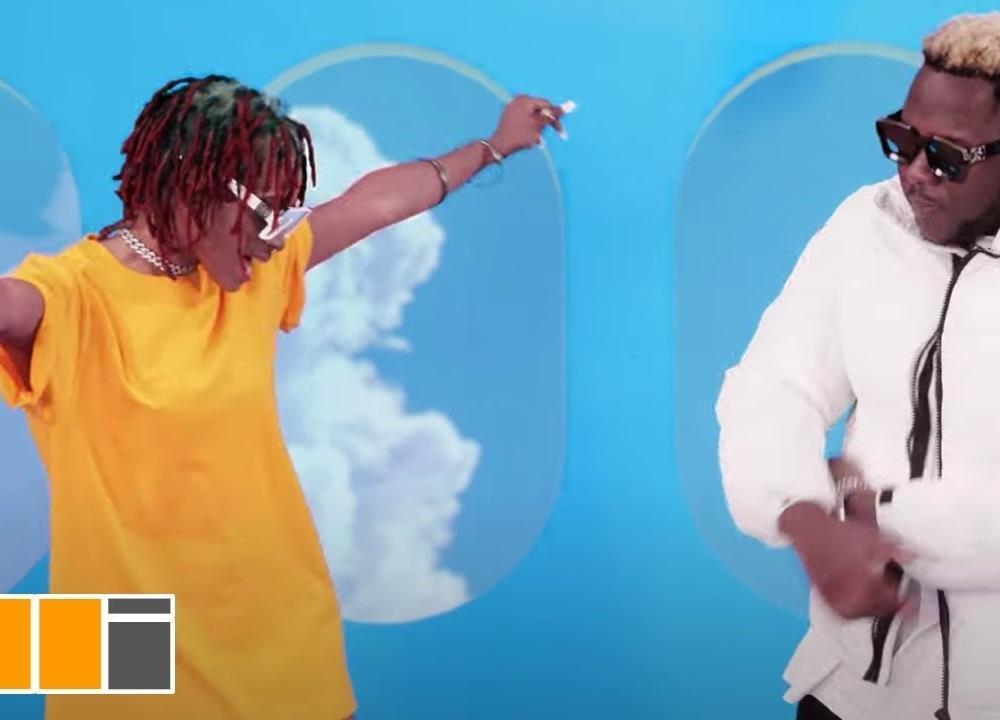 Kiki Marley - Gym ft. Medikal (Official Video)
