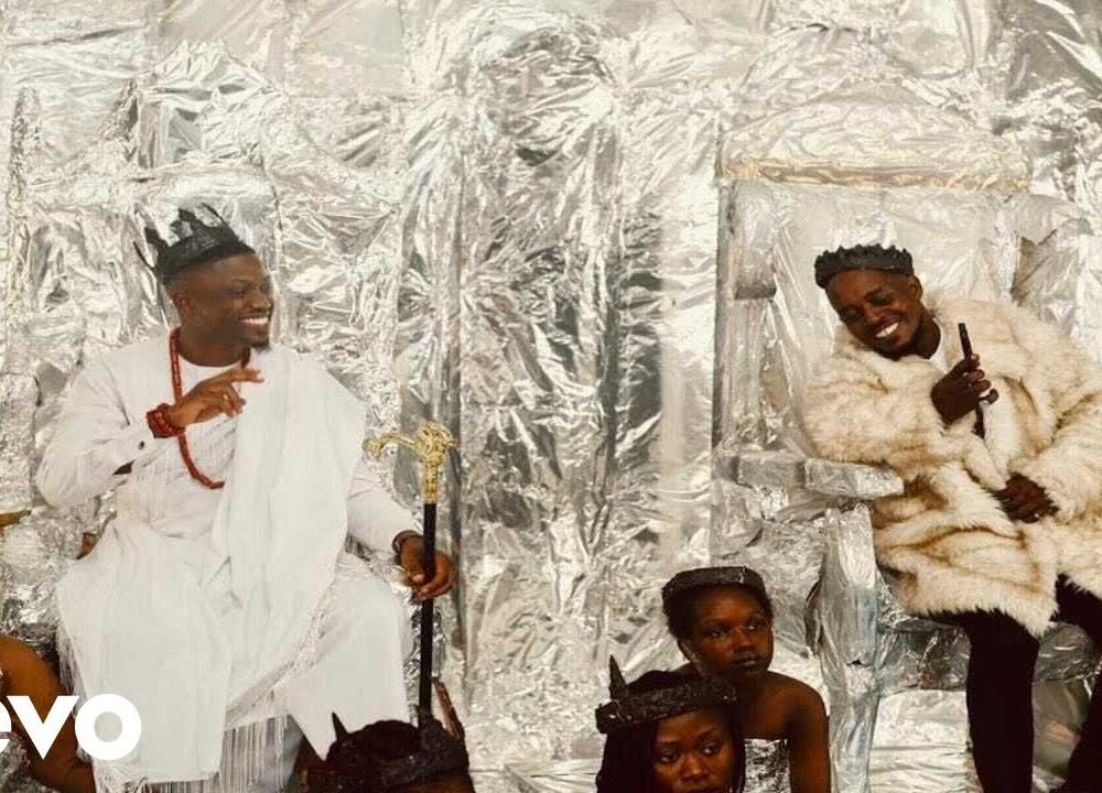 Vector, M.I. Abaga - Crown Of Clay ft. Pheelz (Official Video)