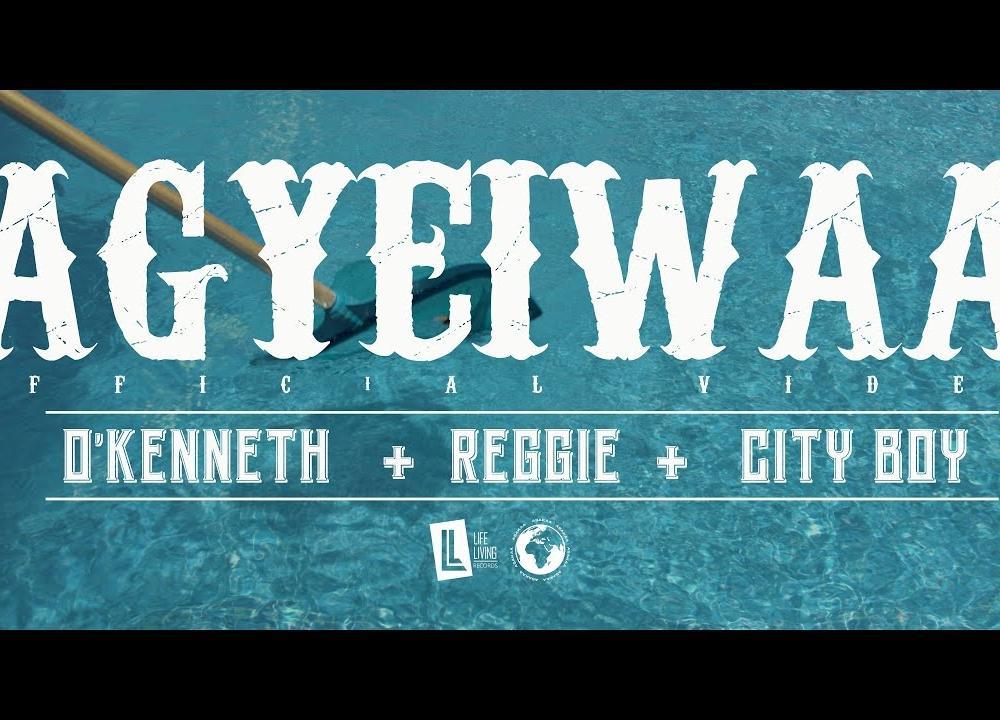 O'KENNETH - AGYEIWAA feat. REGGIE & CITY BOY (Official Video)