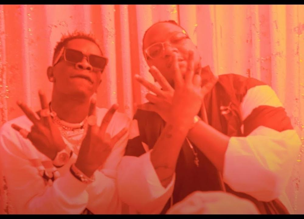 Shatta Wale - Rich Life feat. Disastrous (Official Video)