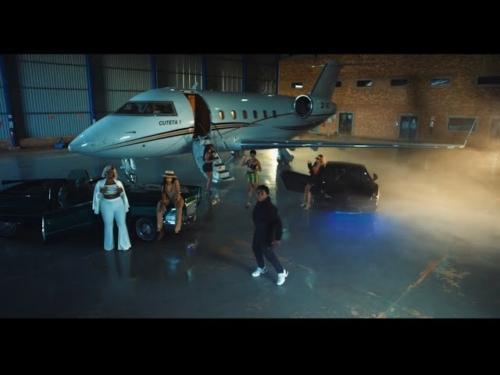 Kweku Smoke - Let It Go feat. Emtee (Official Video)