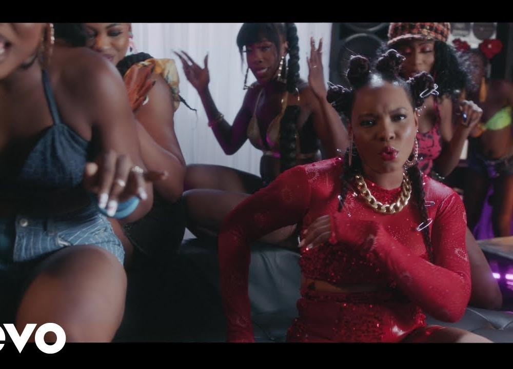 Yemi Alade - Temptation ft. Patoranking (Official Video)