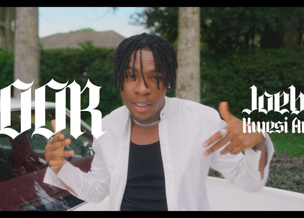 Joeboy - Door feat. Kwesi Arthur (Official Video)