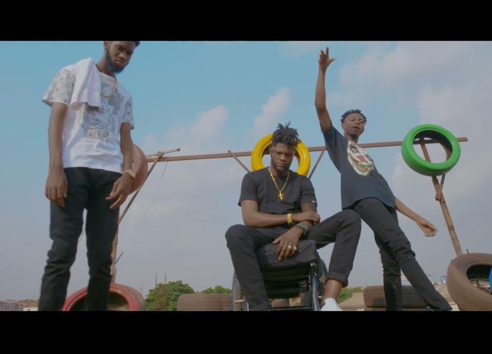 Ogidi Brown - Amen ft Kweku Flick & Ypee (Official Video)