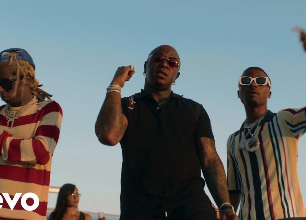 Birdman, Roddy Ricch, Lil Wayne - STUNNAMAN (Official Video)