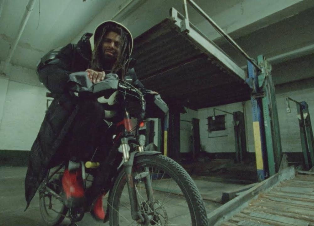 J. Cole - Applying Pressure (Official Video)