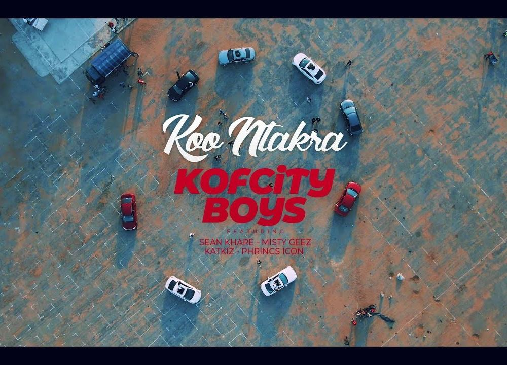 Koo Ntakra - Kofcity Boys (Official Video)