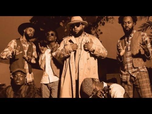 D-Black - Kontrol ft. Kofi Jamar, Camidoh, Dead Peepol & Quamina MP (Official Video)