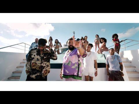 DJ Khaled - BODY IN MOTION ft. Bryson Tiller, Lil Baby, Roddy Ricch (Official Video)