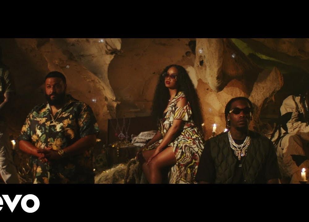 DJ Khaled - WE GOING CRAZY ft. H.E.R., Migos (Official Video)