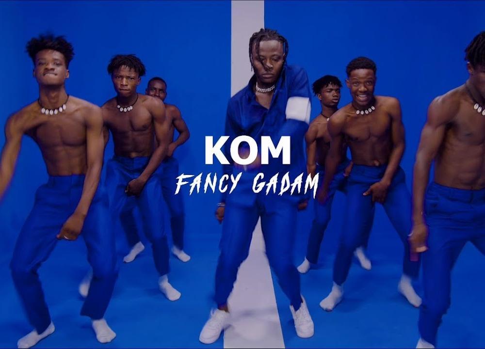 Fancy Gadam - Kom (Official Video)